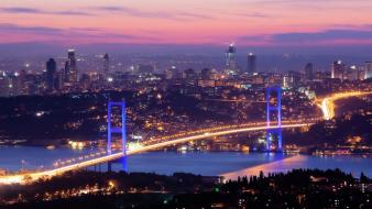 Bridges turkey istanbul wallpaper
