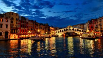 Bridges venice Wallpaper