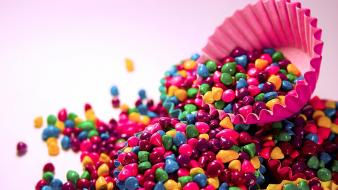 Candy colors Wallpaper