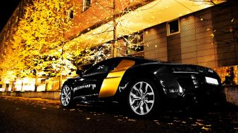Cars audi r8 lifestyle wallpaper