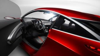 Cars ford interior concept art start wallpaper