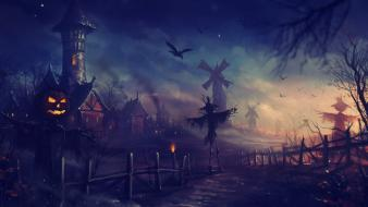 Horror helloween graphics haryarti wallpaper