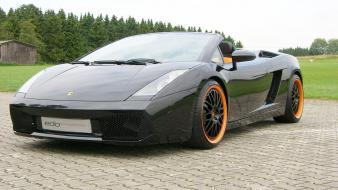 Lamborghini gallardo edo competition auto wallpaper