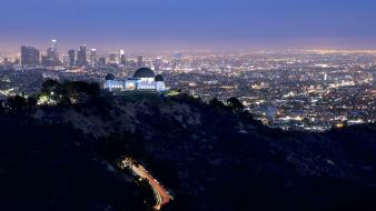 Los angeles griffith observatory wallpaper