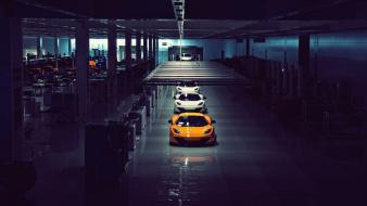 Mclaren automotive factory mp4-12c high sport automobiles Wallpaper