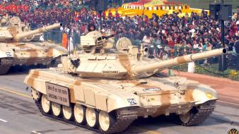 Military tanks india wallpaper