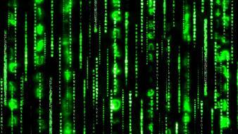 Movies matrix code wallpaper