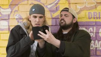 Silent bob kevin smith dogma jason mewes Wallpaper