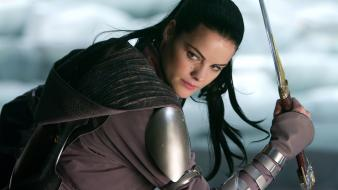 Thor (movie) jaimie alexander wallpaper