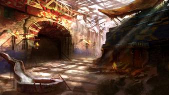 Video games god of war artwork war: ascension wallpaper