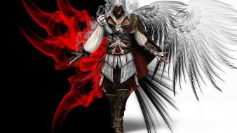 Wings assassins creed wallpaper