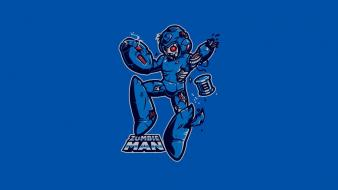Zombies megaman Wallpaper