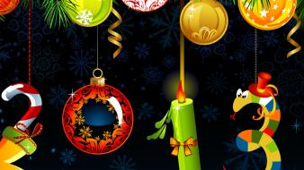 2013 christmas decorations wallpaper