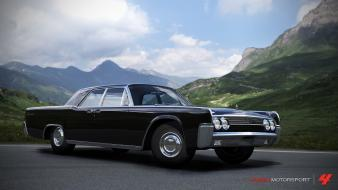 360 1962 lincoln continental forza motorsport 4 wallpaper
