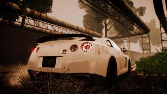 Auto iv gta enb gtr35 tuned car wallpaper