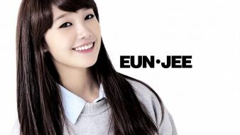 Bangs black a pink jung eun ji wallpaper