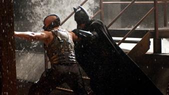 Batman bane the dark knight rises wallpaper