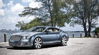 Cars bentley hdr photography wallpaper