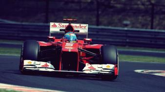 Cars ferrari formula one racing fernando alonso f2012 wallpaper