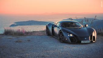 Cars marussia b2 wallpaper