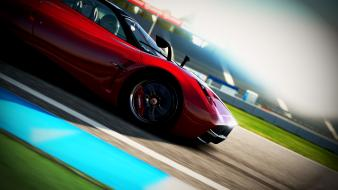 Cars pagani races speed wallpaper