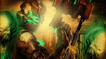 Dead space artwork isaac Wallpaper