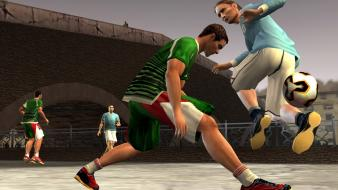 Fifa street football Wallpaper