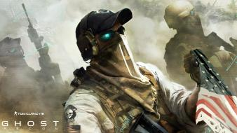 Ghost recon tom clancy future soldier Wallpaper