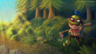 League of legends teemo scout wallpaper