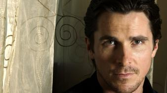Men christian bale actors hollywood faces wallpaper