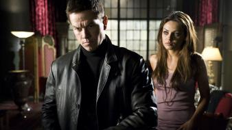 Mila kunis mark wahlberg max payne (movie) wallpaper