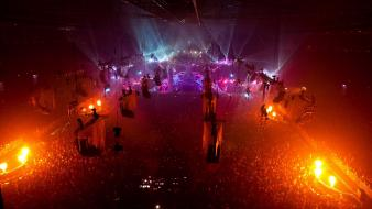 Qlimax hardstyle q-dance 2009 gelredome wallpaper
