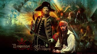 Rush captain jack sparrow symbols hector barbossa Wallpaper