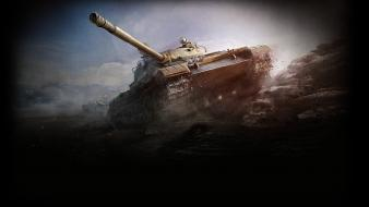 Tanks world of t-62a wallpaper