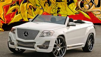 Urban boulevard mercedes benz glk whip custom Wallpaper