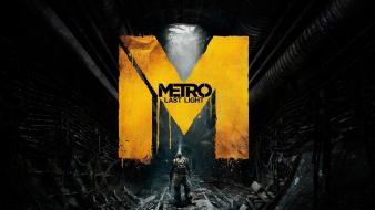 Video games fps metro last light wallpaper