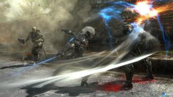 Video games metal gear solid rising wallpaper