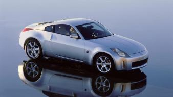 350Z Reflection wallpaper
