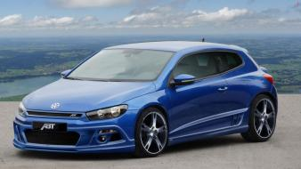 Abt Scirocco Blue wallpaper