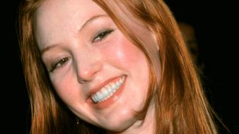 Alicia Witt Smile wallpaper