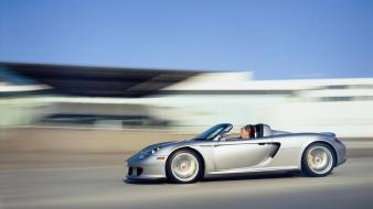 Carrera Gt Blur wallpaper