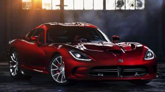 Cars dodge srt viper wallpaper