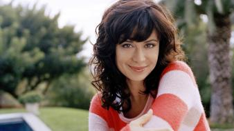 Catherine Bell Cute wallpaper