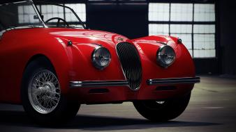 Classic cars forza motorsport 4 jaguar xk120 wallpaper