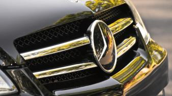 Close-up brands logos mercedes-benz cls-class cls mercedes benz wallpaper