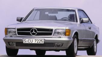 Coupe mercedes-benz s class 1981 wallpaper