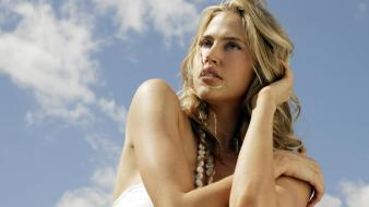 Estella Warren Sky wallpaper