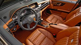 Glk Brabus Interior wallpaper