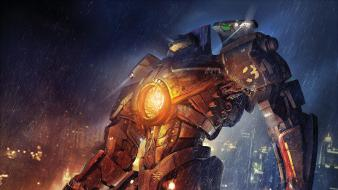 Gypsy danger pacific rim Wallpaper
