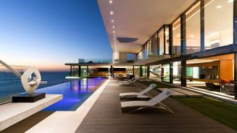 Houses dakar africa million infinity pools designer wallpaper